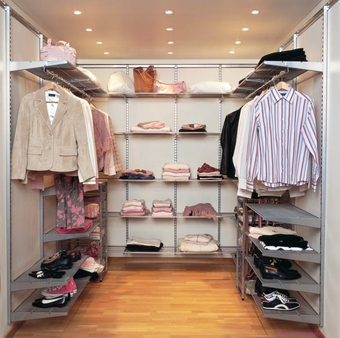 каркасные гардеробные для сезонных вещей это Практичность и надёжность